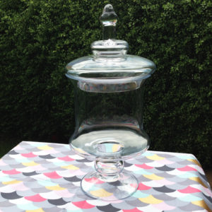 Large Candy Jar 1