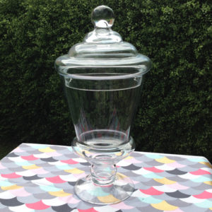 Large Candy Jar 2