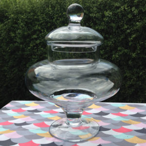 Large Candy Jar 3