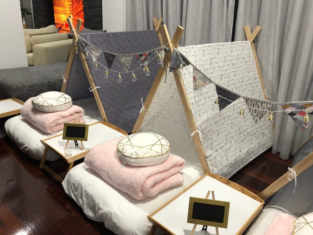 Boho Teepee Slumber Party Theme (5)