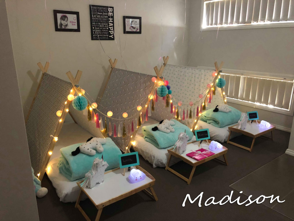 Madison's Teepees Tents Party Melbourne 8