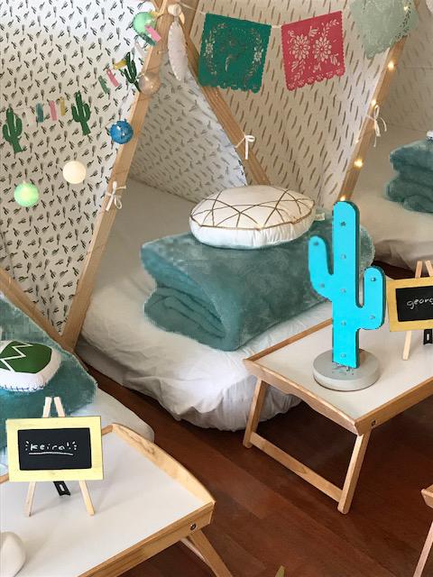 Siesta Fiesta Tents