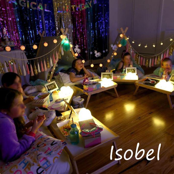 Isobel Unicorn Party 2