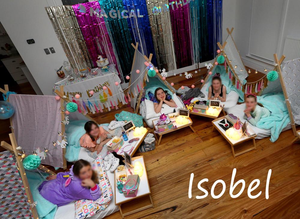 Isobel Unicorn Party 3