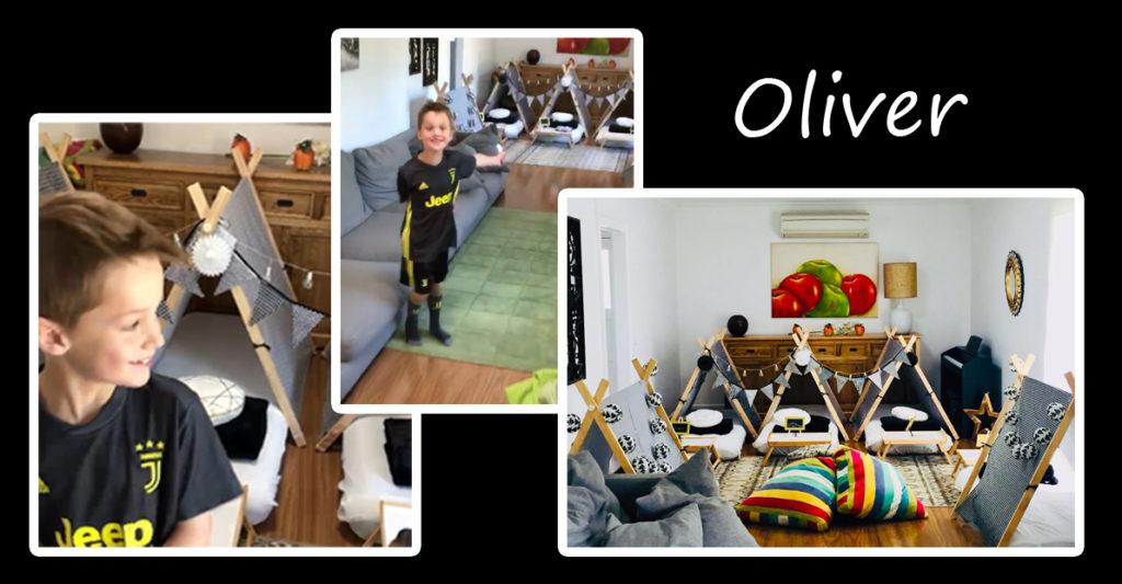 Oliver Montage