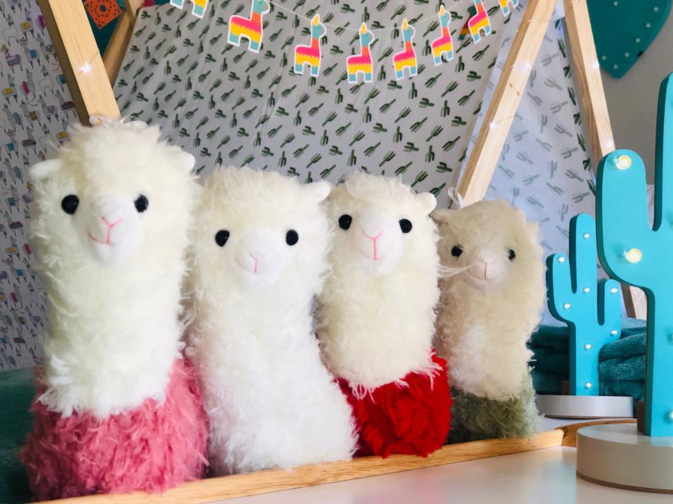 Llamas Teepee Theme (11)