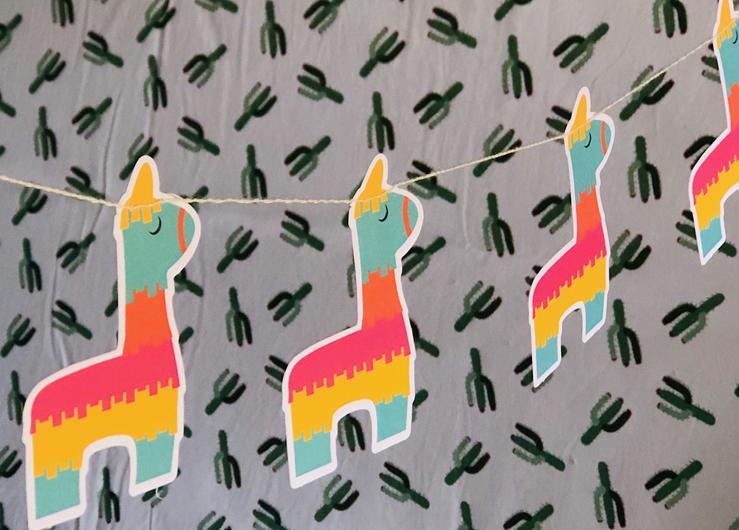 Llamas Teepee Theme (5)