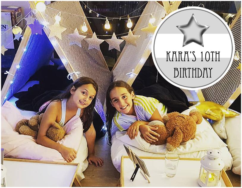 Kara's 10th Birthday