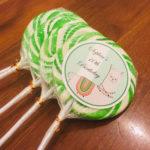 Llamas Lollipops