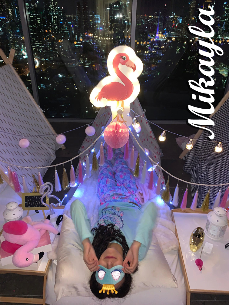 Mikayla's Flamingo Teepee Party Melbourne 3 (reduced)