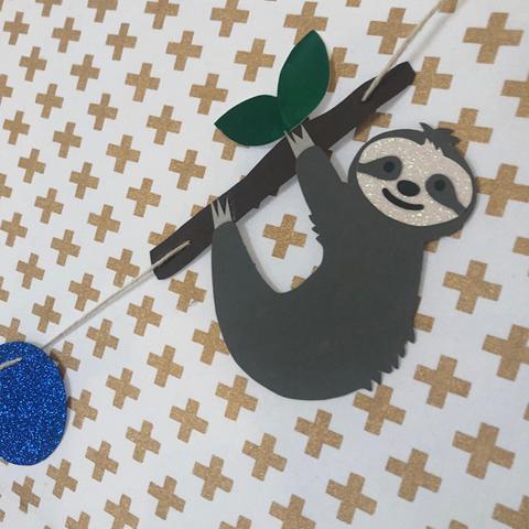 Teepee Party Sloths Theme (5)